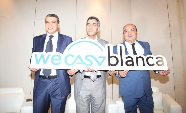 Moroccans Take to Twitter to Mock #WeCasablanca Logo