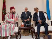 President Kagame receives King Mohamed VI of Morocco