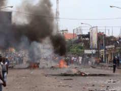 September protests in DRC