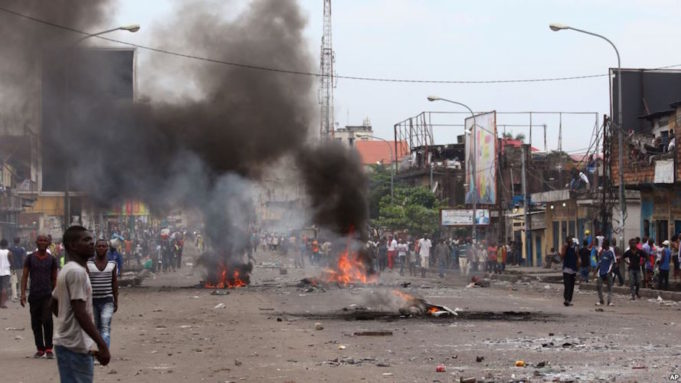 September protests in DRC