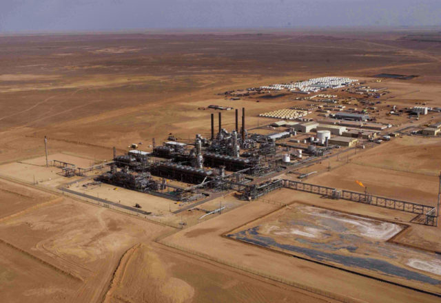 Social Crisis Ensues in Algeria as Oil Prices Drop