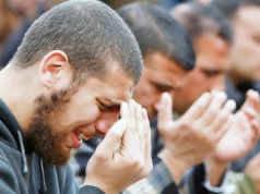 Stop Islamophobia- Weeping Muslims