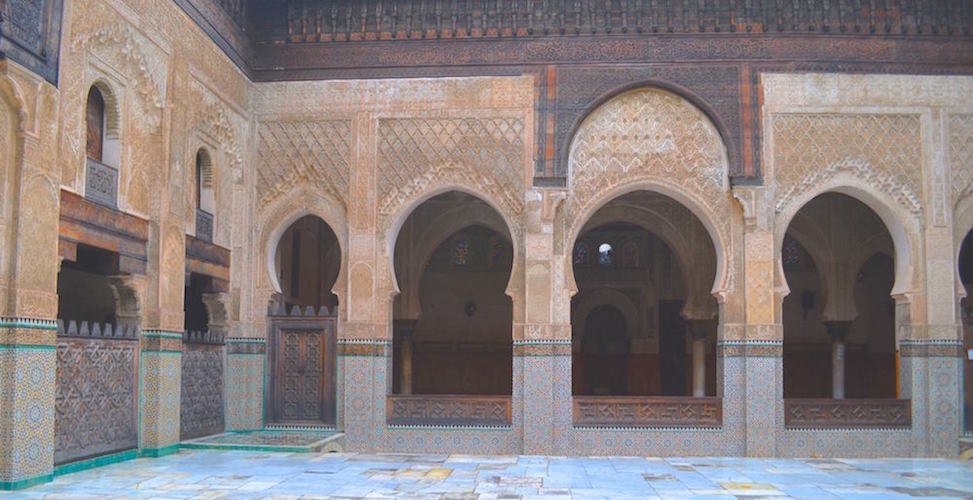 The Bou Inania Madrassa. Photo by Jack Stnvsek/ Morocco World News