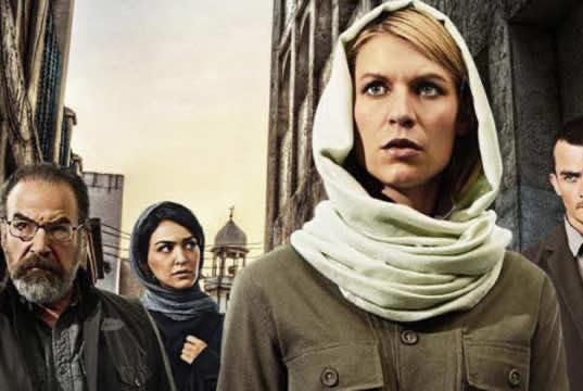 The Sixth Season of 'Homeland' Shot in Morocco