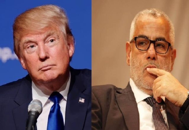 Benkirane Fears for U.S., World in the Event of a Trump Presidency