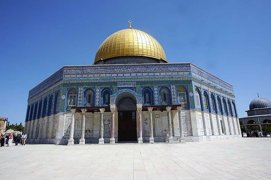 ЮНЕСКО отрицает связь между иудаизмом и мечетью Аль-Акса