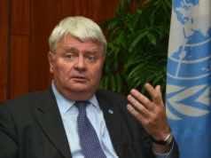 United Nations Deputy Secretary General Herve Ladsous