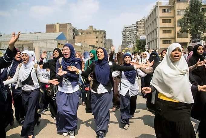 Virginity test: Egypt's New SAT