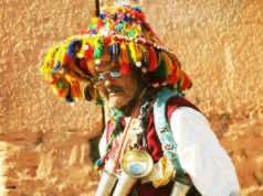 Visit Morocco. Mohammed Boulkoumit