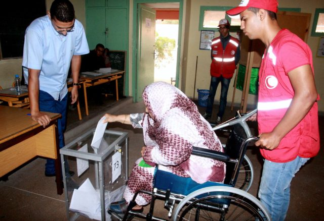 Voter Participation Up 3-6 Percent in Moroccan Cities