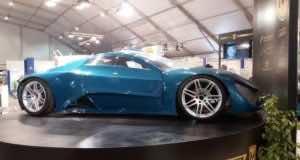 100 Percent Electric Moroccan Car Presented at COP22