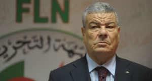 Algerian National Liberation Front (FLN) Secretary General, Amar Saadani