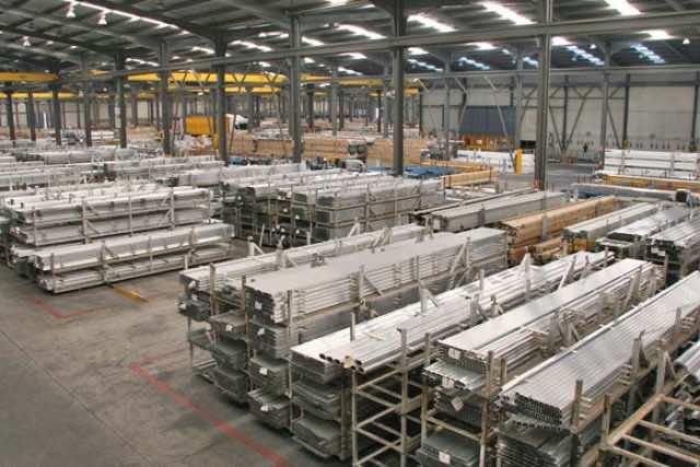 Aluminum Company 'Strugal' Settles in Larache