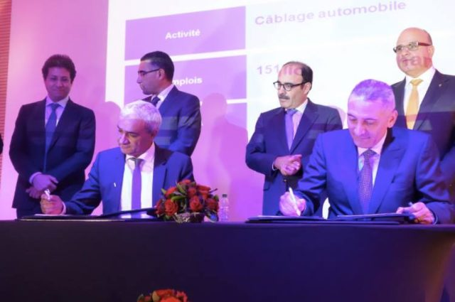 Automobile Industry: Morocco Signs 9 Agreements for MAD 441 Million