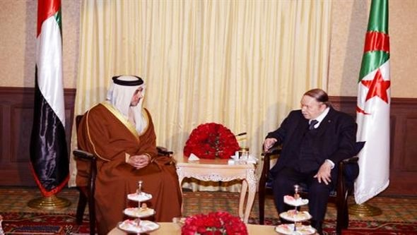 Bouteflika Makes First Public Appearance Since Weeklong Medical Trip to France