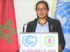 16-Yearcop22-16-year-old-moroccan-girl-delivers-speech-in-front-of-world-leaders-Old Moroccan Girl Delivers Speech in Front of World Leaders