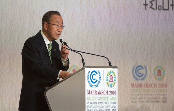 COP22: Moroccan Project Wins UN Momentum for Changes Award