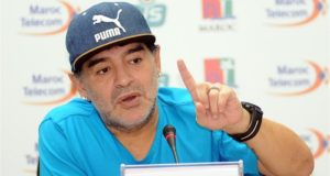 No Football Passion in US and Canada: Maradona