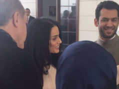 Erdogan Helps Turkish Actor Propose for Former Miss Morocco