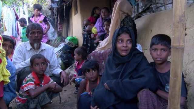 Организация Объединенных Наций: Этнические чистки мусульман Рохинья в Мьянме
