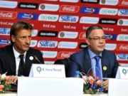 Hervé Renard and FRMF to Discuss World Cup Lineup