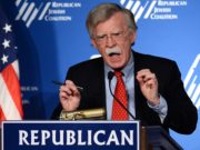 John Bolton, former U.S. ambassador to the United Nations