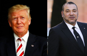 King Mohammed VI Congratulates Donald Trump on His Election as President of USA