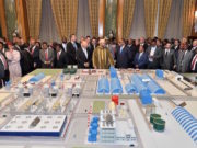 King Mohammed VI, Ethiopian PM Launch $3.5 Billion Fertilizer Plant in Ethiopia, (Africa Tour)