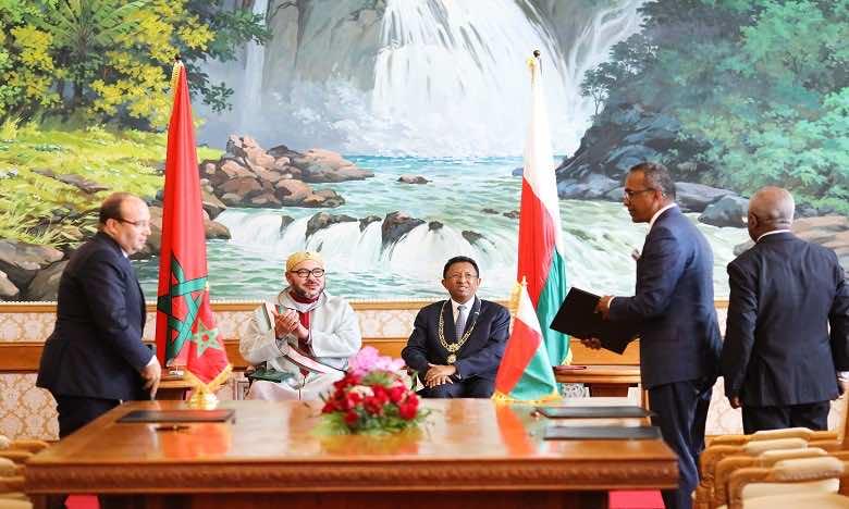 General Secretariat Of Govt Reviewing Moroccan African Bilateral