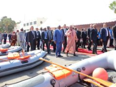 King Mohammed VI, President Macky Sall Launch Octopus Development Plan for Senegal