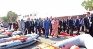 King Mohammed VI, President Macky Sall Launch Octopus Development Plan for Senegal