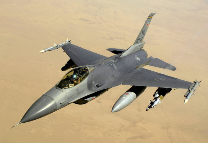 Lockheed Martin To Upgrade Moroccan M-16s As Per New $16.3 Million Contract