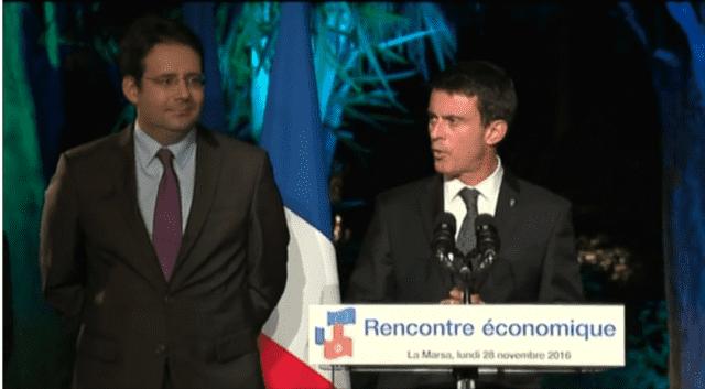 "Manuel Valls Mispronounces Tunisian President's Name, Calls him ""Penis"""