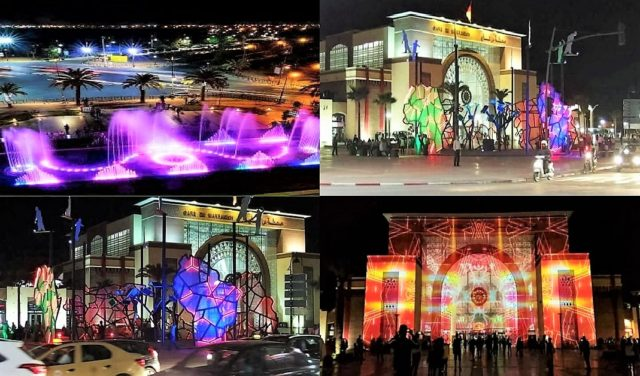 Marrakech's Sites Sparkle during COP 22