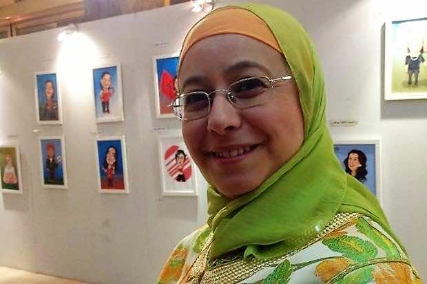 Moroccan Cartoonist Riham El-Hour named on BBC's 100 'Influential' Women List