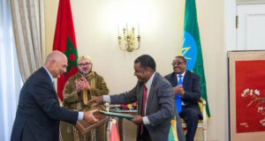 Morocco's OCP Announces Groundbreaking $3.8 Billion Partnership With Ethiopia