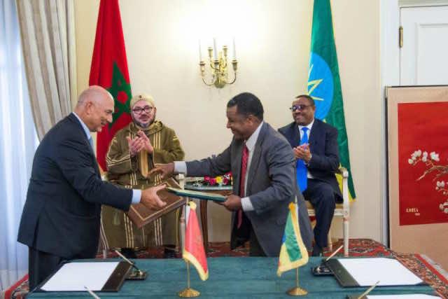 Morocco's OCP Announces Groundbreaking $3.8 Billion Partnership With Ethiopia