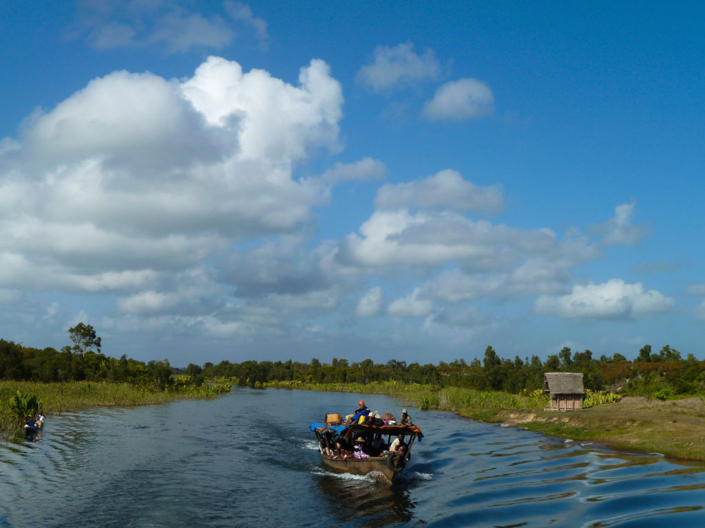 Morocco to Restore Madagascar's Canal des Pangalanes