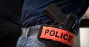 Police Officer Uses Firearm in Arrest of Criminal