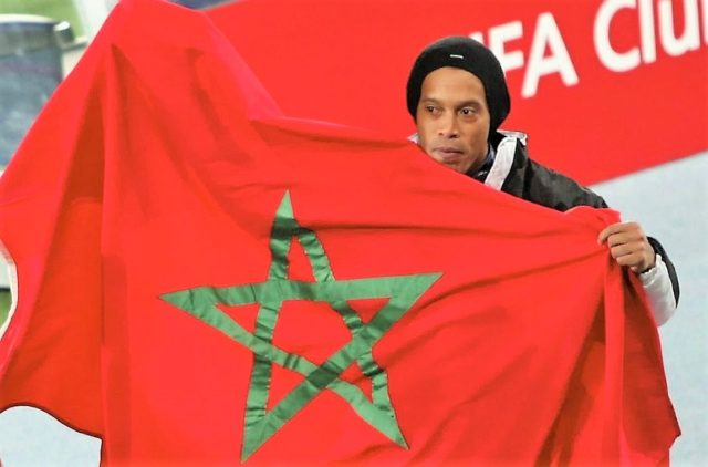 Ronaldinho to Participate in Tangier Gala Match in February
