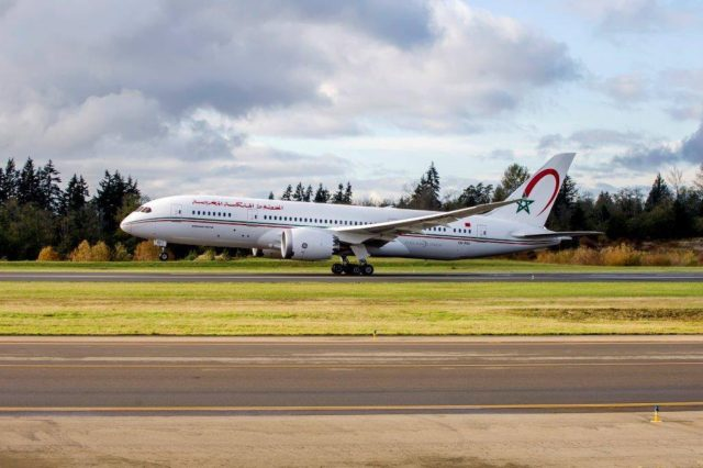 Moroccan Air Traffic Increases by 13% in 1st Half of 2018