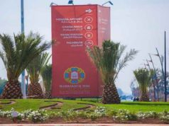 Suspicious Substance in COP22 Village Declared a Hoax