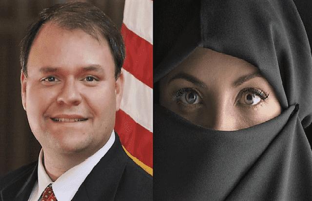 US Lawmaker Seeks to Ban Muslim Burka and Veil in Public