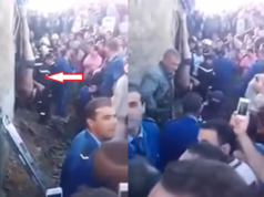 Video Algerian Thief Lynched by Mob