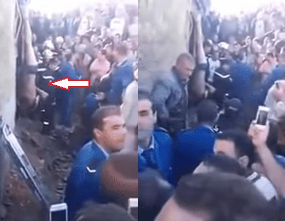 Video Algerian Thief Lynched by Mob