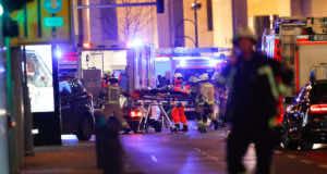 Berlin christmas market truck attack