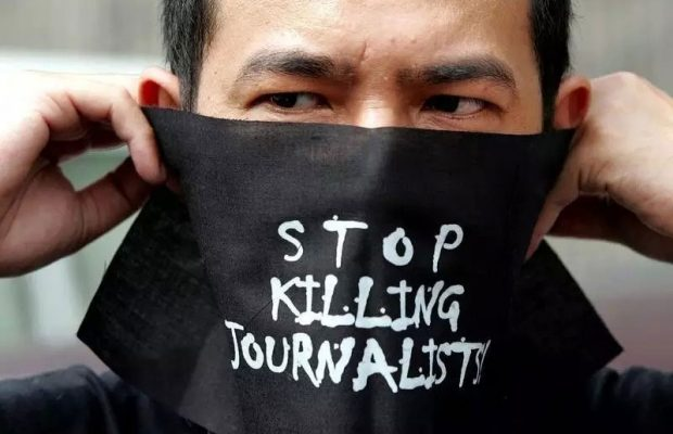 74-Journalists-Killed-Worldwide-in-2016-Media-Watchdog-Says