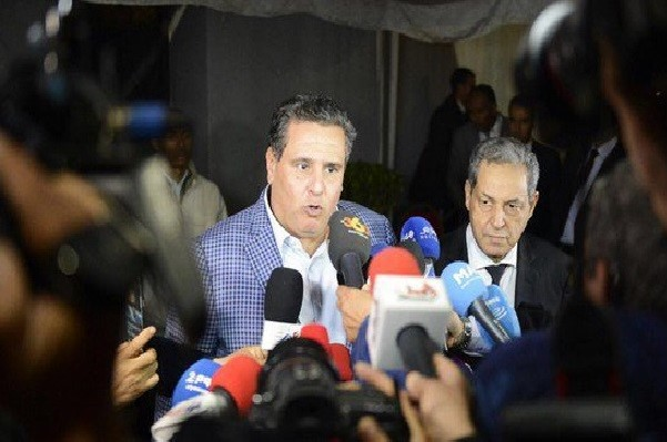 Akhannouch and Laenser to Benkirane: We Won't join a Government That includes Chabat