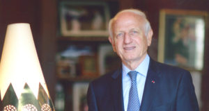 André Azoulay Receives Mediterranean Leadership Award 2016 in Washington. Andre Azoulay