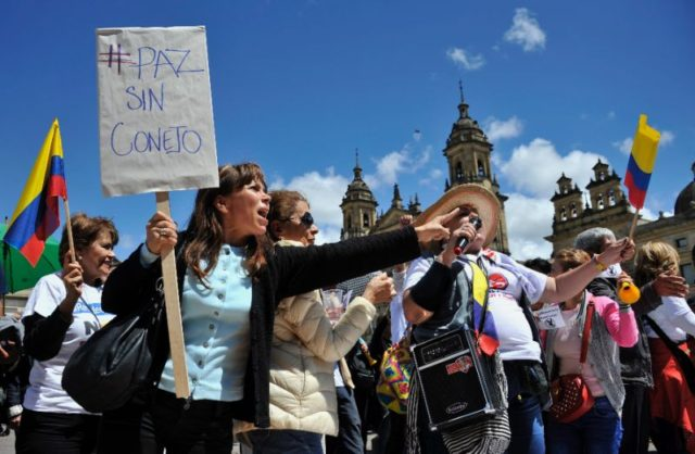 Colombian Congress Ratifies New Peace Deal